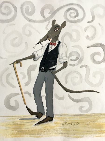 My Favourite Rat